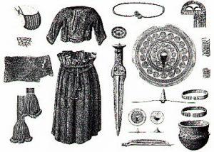 Borum Eshoj Woman's grave contents