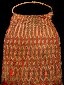 Egyptian sprang cap